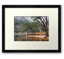 Loch Eck Framed Print