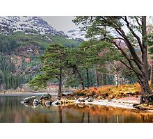Loch Eck Photographic Print