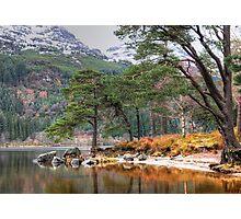 Loch Eck Photographic Print