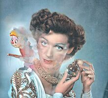 Eco Feminine Spray.  by Andrew Nawroski