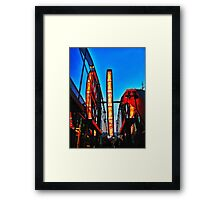 mill of life Framed Print