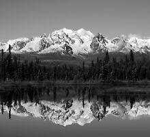 Alaska Range by genie24ak