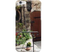 La Cave A Vinaigre iPhone Case/Skin