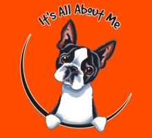 Its All About Me :: Boston Terrier Kids Clothes