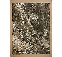 Tiffany Falls. Photographic Print