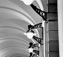 Lighting Covent Garden by ColinKemp
