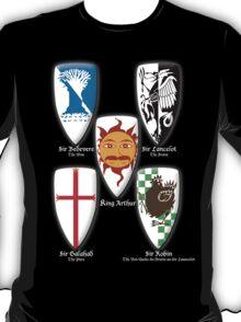 Shields White T-Shirt