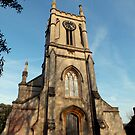 ST.Nicholas Church. by Livvy Young