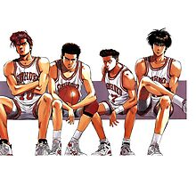 SLAM DUNK TEAM by NYC RETRO