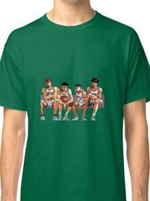 SLAM DUNK TEAM Classic T-Shirt