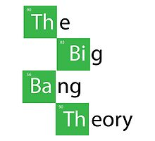 the big bang theory  by DANNYD86