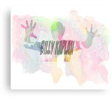 billy kaplan c: Canvas Print