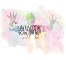 billy kaplan c: Photographic Print