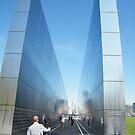 "9/11 Memorial, ""Empty Sky"", Liberty State Park, Jersey City, New Jersey   by lenspiro"