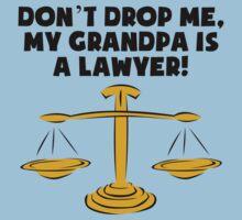 My Grandpa Is A Lawyer Kids Tee