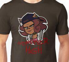 Gorilla High - Clawdeen Unisex T-Shirt