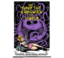 The Turnip That Conquered The World Photographic Print