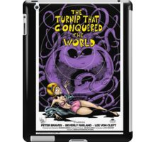 The Turnip That Conquered The World iPad Case/Skin