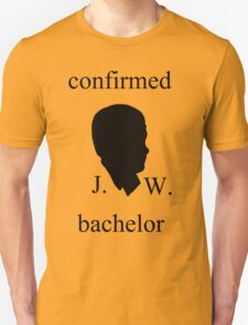 confirmed bachelor John Watson T-Shirt
