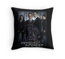Person of interest Throw Pillow