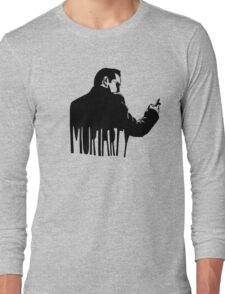 Just Moriarty Long Sleeve T-Shirt