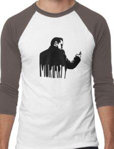 Just Moriarty Men's Baseball ¾ T-Shirt