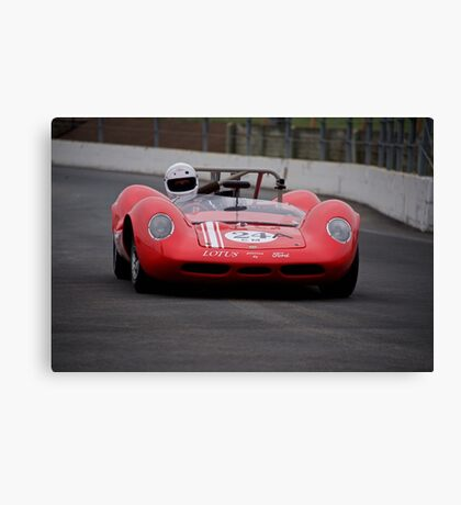 1964 Lotus Type 30 FIA Racecar Canvas Print