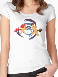 My Little Timelord Women's Fitted Scoop T-Shirt