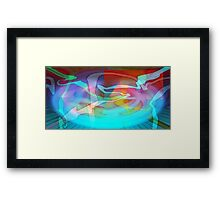 Abstract_010312_02 Framed Print
