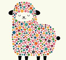 Bubble Sheep by AndyWestface