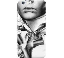 B&W KNOT iPhone Case/Skin