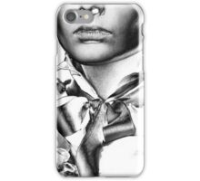 B&W KNOT iPhone Case/Skin