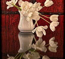 Springy Tulips by Wendi Donaldson