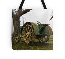 Deere On The Prairie Tote Bag