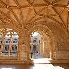 Cloister by terezadelpilar~ art & architecture