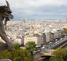 Keeping Paris Safe by Dan Lauf