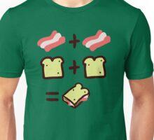 BACON GENUIS Unisex T-Shirt