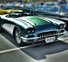 58 Vette by larry flewers