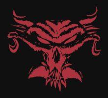 Brock Lesnar Tattoo, the beast by DANNYD86