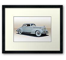 1940 Packard Super 8 160 Convertible  Framed Print