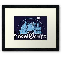 Hogwarts School Framed Print