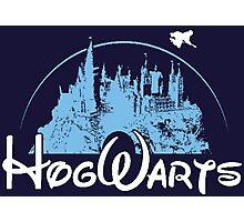 Hogwarts School Photographic Print