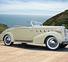 1934 LaSalle Convertible Coupe by DaveKoontz