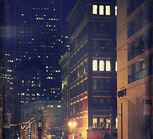 Nights Downtown by Laurie Search