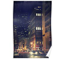 Nights Downtown Poster
