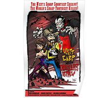 Wyatt Earp Meets Dracula's Nephew Poster