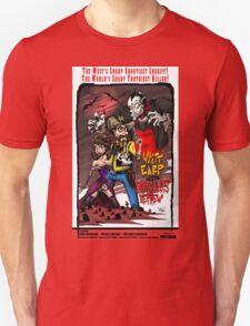 Wyatt Earp Meets Dracula's Nephew Unisex T-Shirt
