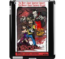 Wyatt Earp Meets Dracula's Nephew iPad Case/Skin