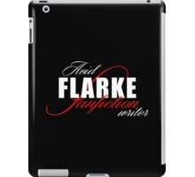 The 100 - Flarke Fanfiction Writer iPad Case/Skin