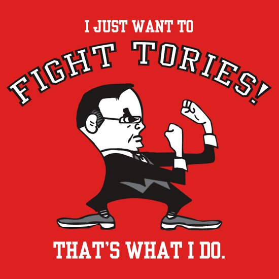 TShirtGifter presents: Fight Tories